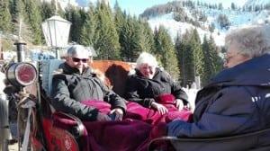 På adventsrejse i Abtenau