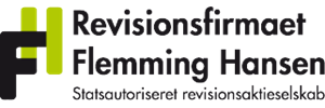logo revisionsfirmaet fh