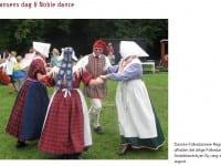 Dans i Andelslandsbyen