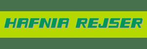 logo hafnia rejser