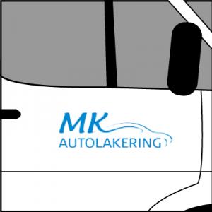 logo mk autolakering