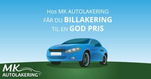 mk autolakering