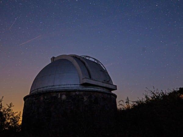 Stor bevilling til Brorfelde Observatorium