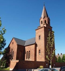 Familiegudstjeneste i Skt. Nikolai Kirke