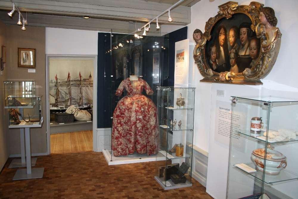 Holbæks udvikling på museum