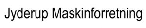 logo jyderup maskinforretning