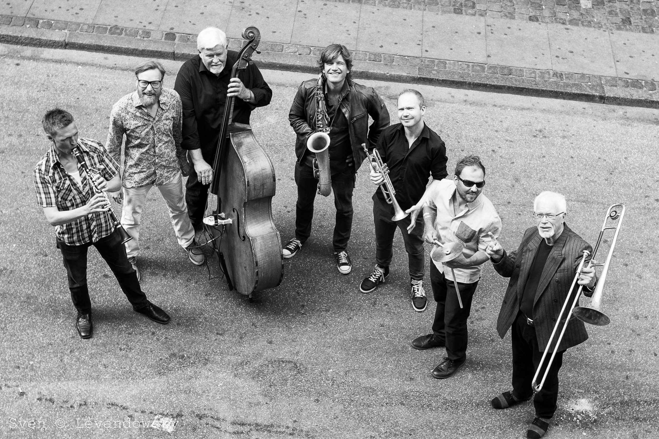 Fessor and His Jazz Kings