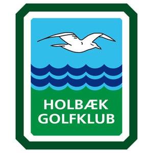 logo holbaek golfklub