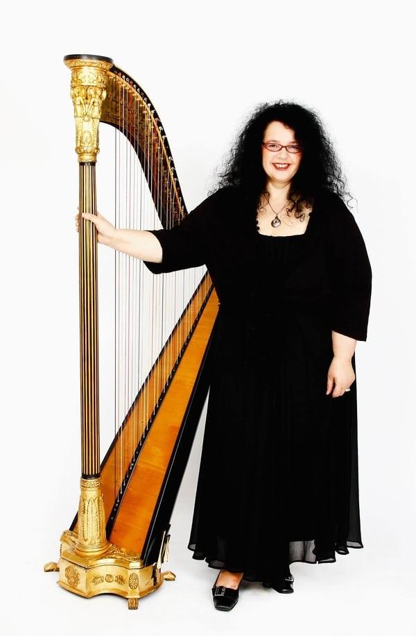 Julekoncert med harpe