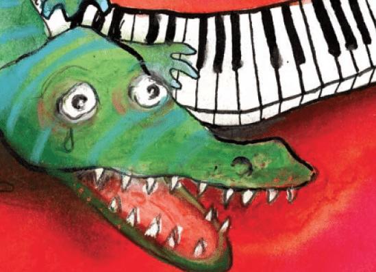 Sille Krokodille show