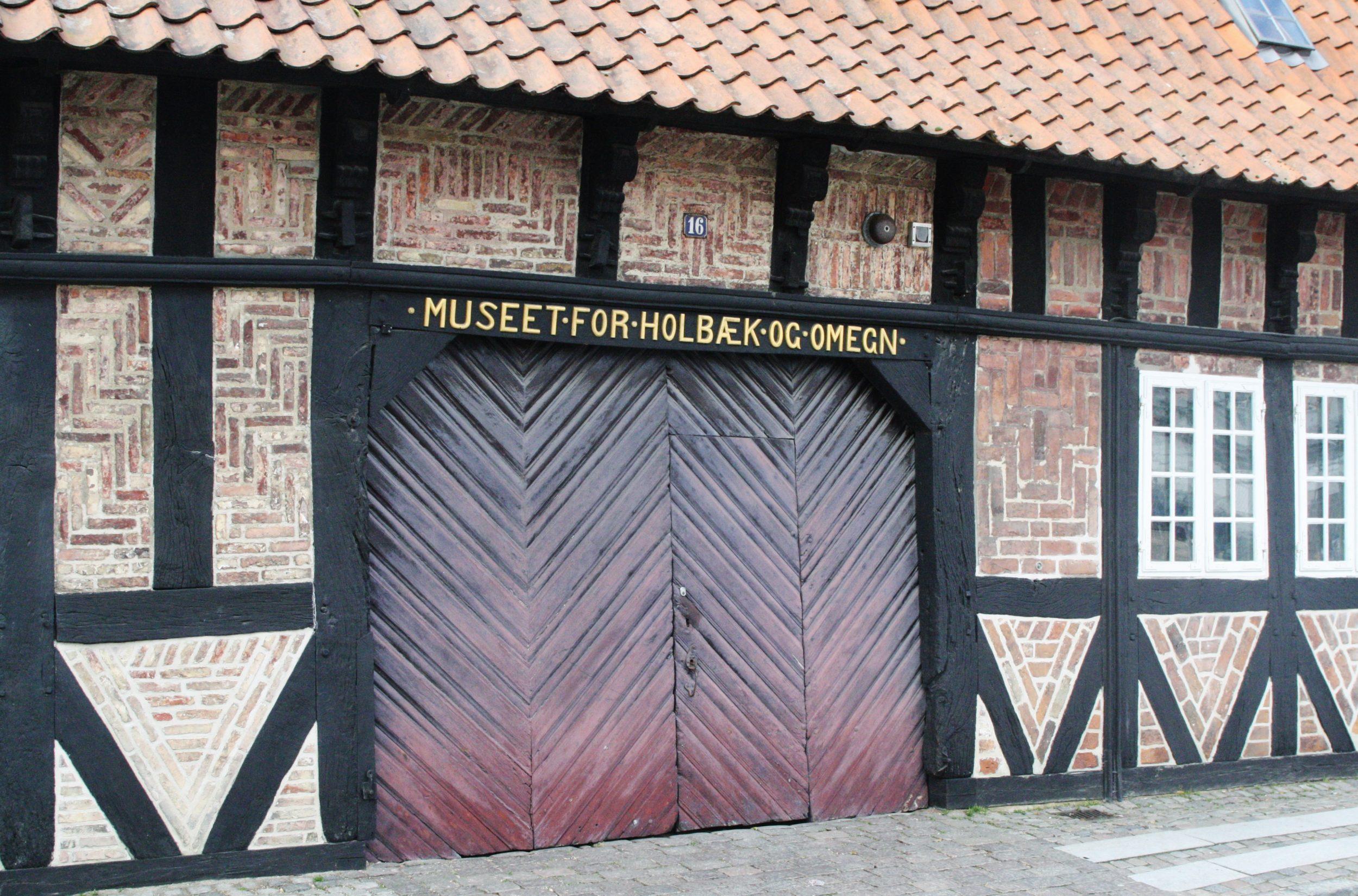 Holbæk Museum åbner!