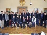 Besøg fra Kina