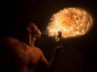 Ild, vand og vikinger