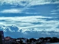 De vildeste skyer