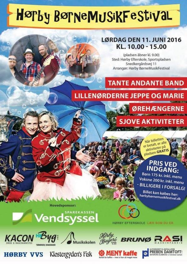 Hørby BørneMusikFestival