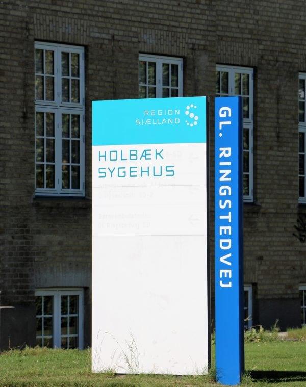 DR1-program fra Holbæk Sygehus