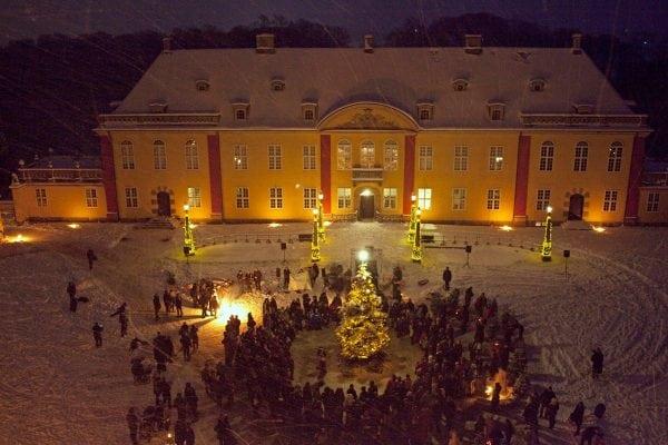 Kom til jul på Ledreborg Slot