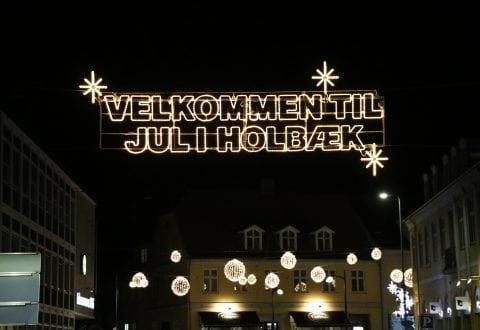 Jul i Holbæk