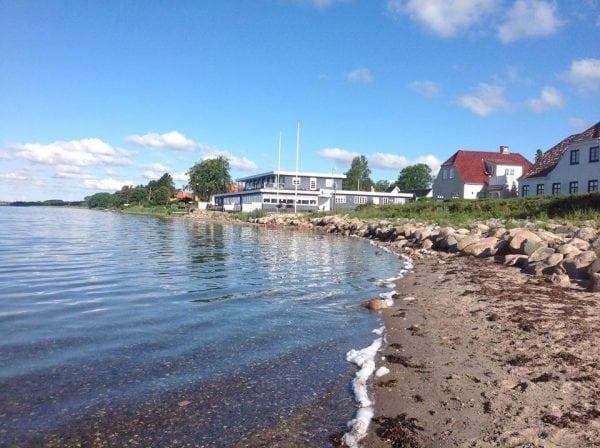 Nytårsmenu fra Hørby Færgekro
