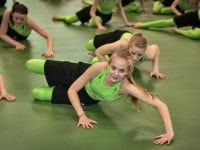 DGI Stævne 2012. Et halvt århundrede med landsdelshold blev fejret i Messecenter Herning af 4600 gymnaster. I stævnet deltog juniorhold, ynglingehold, aspiranthold, rep.hold og after rep. hold fra hele landet.   År 2012