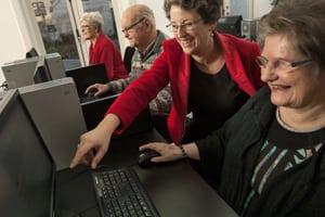 IT-café og oplæg om Rejseplanen