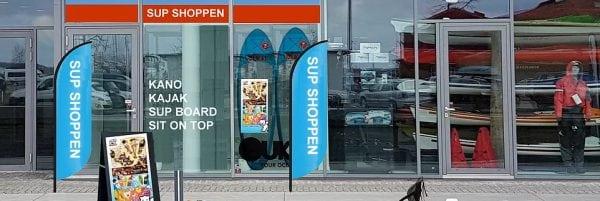 Åbning af Sub Shoppen
