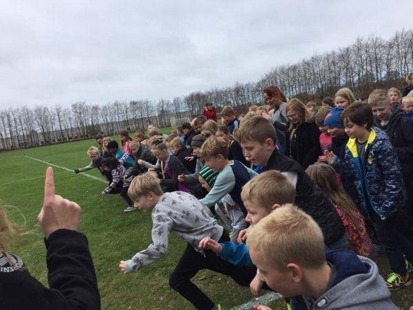 Team Rynkeby Skoleløb