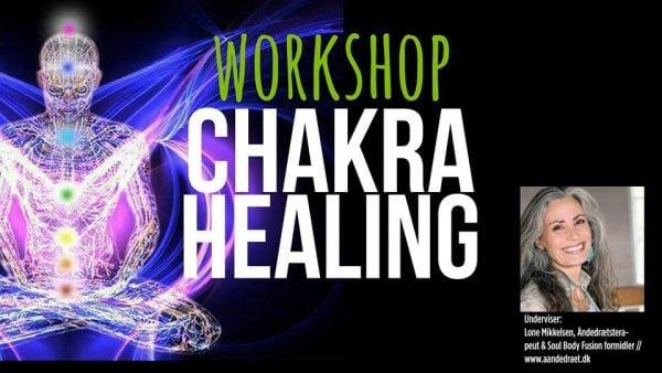 Chakra Healing (halschakra)