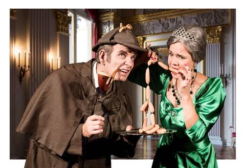 Teater: Sherlock Holmes