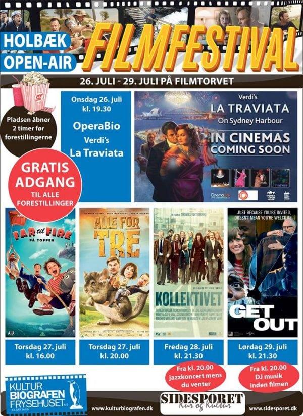 Open air filmfestival