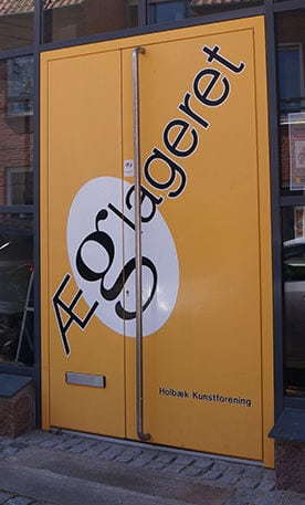 Danmarks Ægmuseum indvies