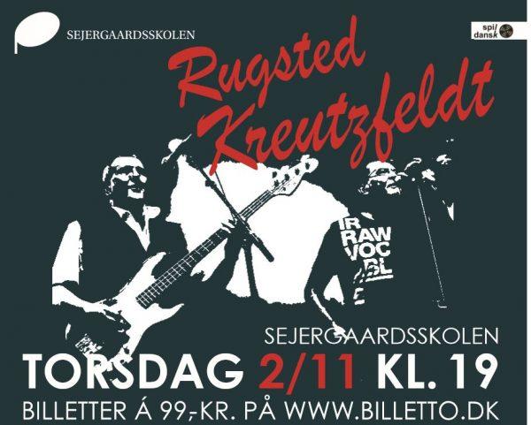 Koncert: Rugsted & Kreutzfeldt