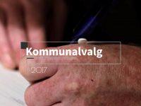 Kandidater er klar til valgmøde