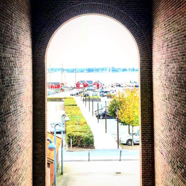 Passagen ved havnen