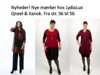 Nye mærker hos Lydias Lux