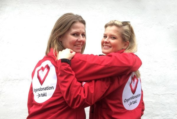 Organdonationsdag i Holbæk