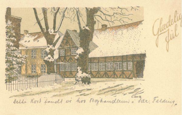 Julemarked på Holbæk Museum