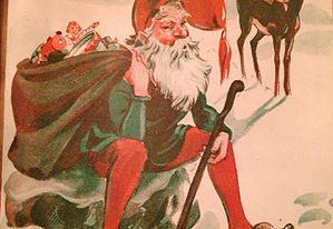 """Børneteater: """"Skidt, Pyt og julenissen laver sjov"""""""