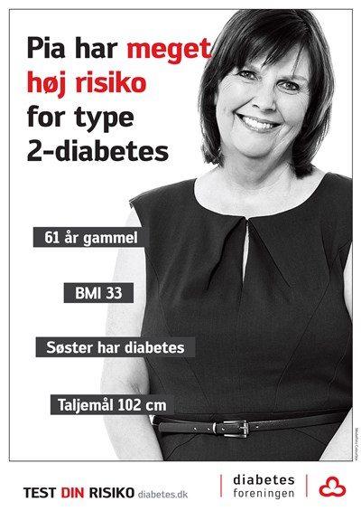 Over 900 i Holbæk har diabetes uden at vide det