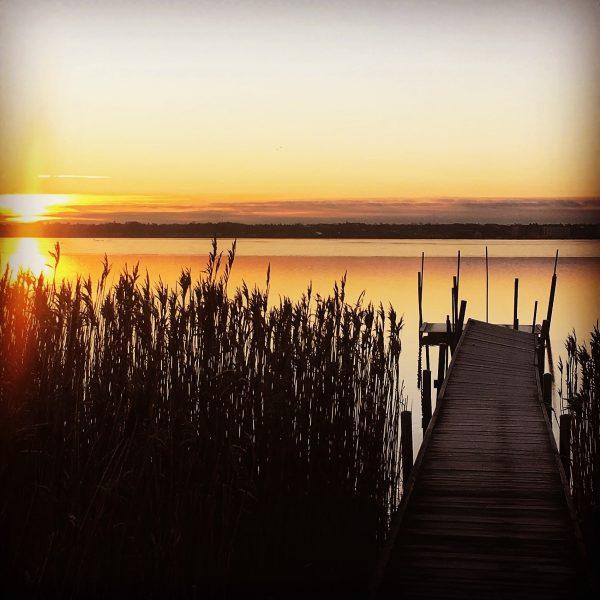 Smuk morgen i Hørby