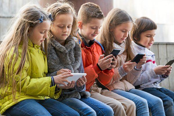 Har børns brug af digitale medier taget overhånd?