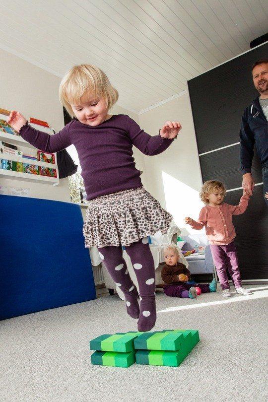 83 børn fra Holbæk Kommune tumler