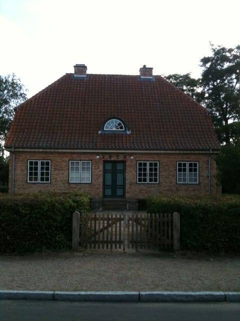 Oplev arkitektens unikke hus