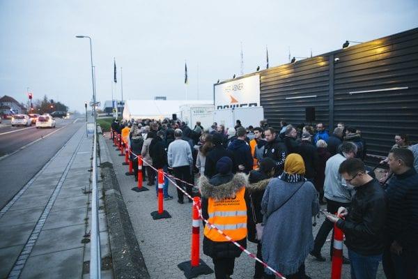 9.000 fejrede ny POWER i Holbæk