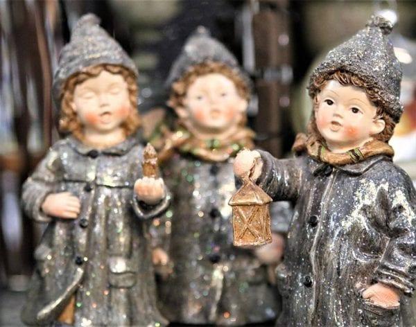Julemusik og gospel