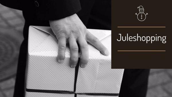 Juleshopping - hvornår?