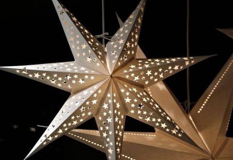 En stjernestund i vintermørket
