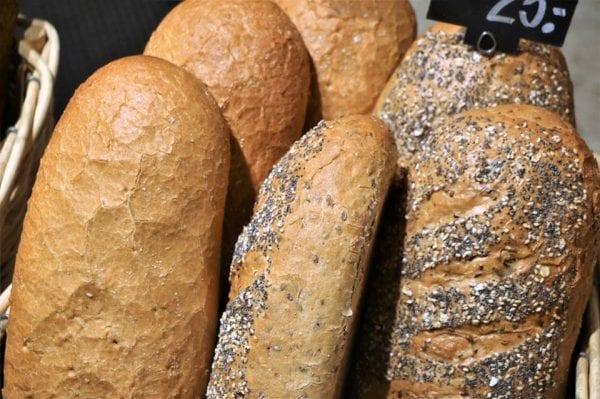 Korn, mel og bagning