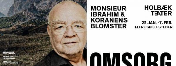 Monsieur Ibrahim & Koranens Blomster
