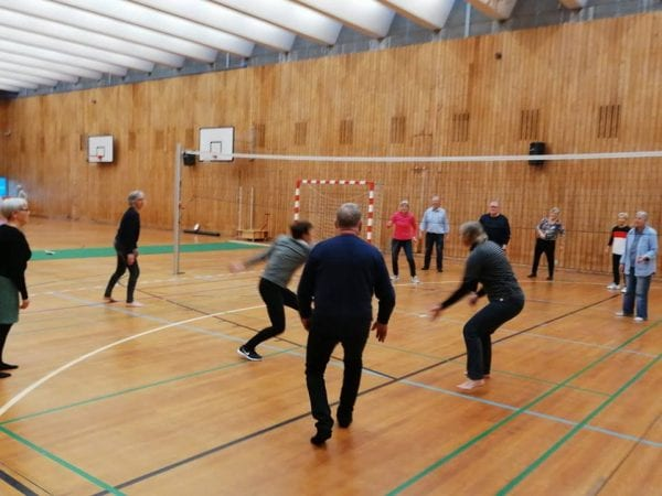 Ny idrætsforening for seniorer